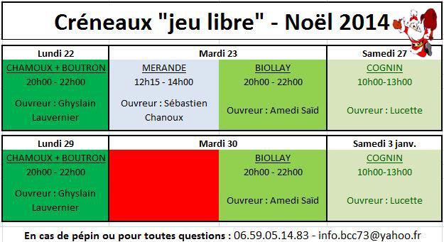 CreneauBCC73 Noel2014