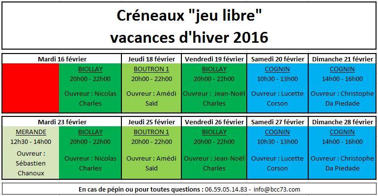 Creneaux BCC73 Hiver2016(1)